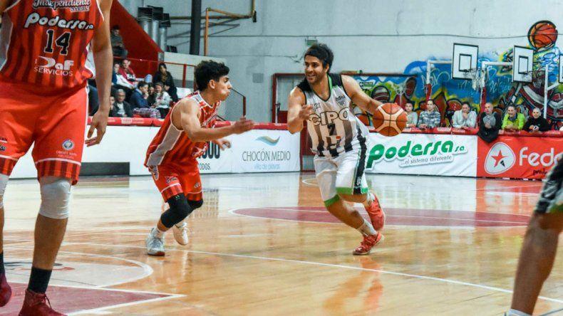 Cipo recibe a Pérfora por el Torneo Federal de básquet