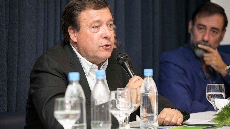 Weretilneck pasó por el congreso de adicciones