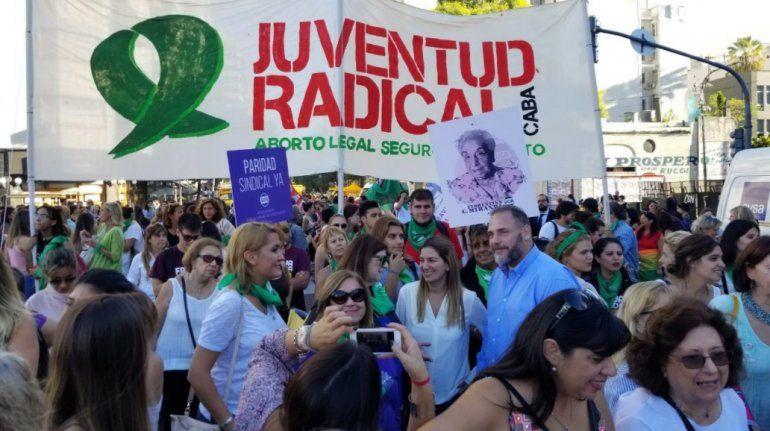 La diputada de Cambiemos que es feminista y reclama la legalización del aborto