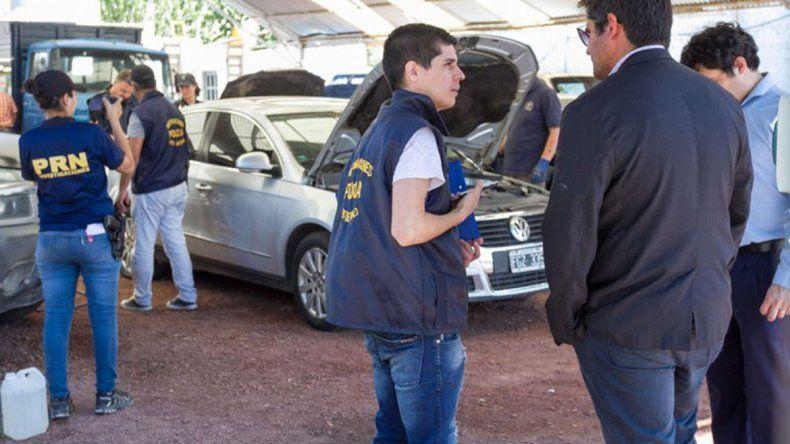 Los Montecino logran abandonar la cárcel gracias a la tobillera
