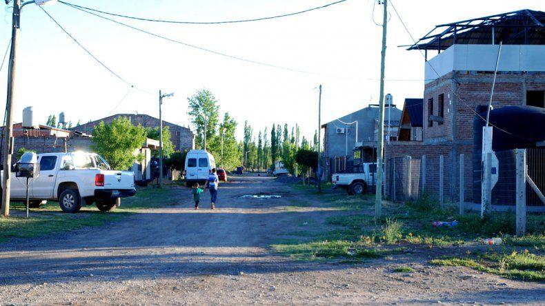 Los habitantes de Nuevo Ferri quieren urbanizar y regularizar la tenencia de las tierras en donde viven.