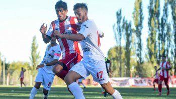 Independiente hundió a Rivadavia, al derrotarlo en La Chacra neuquina.