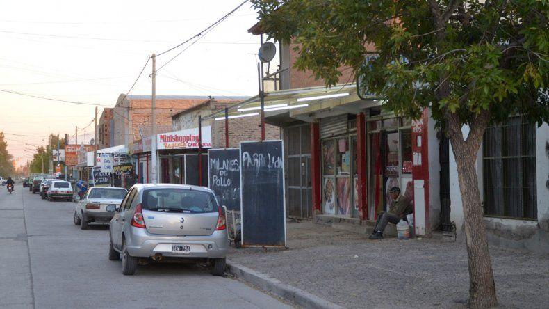 La carnicería tiroteada se encuentra en la calle Esquiú al 1300.