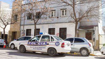 Adolescentes robaron una moto y terminaron presos