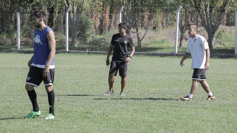 Strak tiene chances de jugar un partido clave para la historia del club en caso de que Vilce sea suspendido.