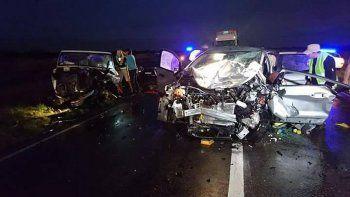 un locutor cipoleno murio en un accidente sobre la ruta 22