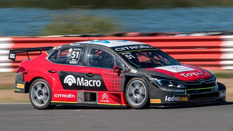 Urcera larga octavo la final del Súper TC 2000