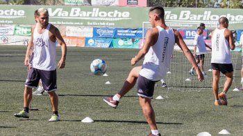Giménez no quiere perderse el partido del domingo, pero no está en plenitud.
