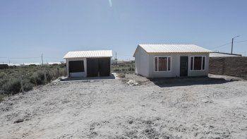 La casa está ubicada en el Distrito Vecinal Noreste, en un lote de la cooperativa de viviendas La Unión el Sur.