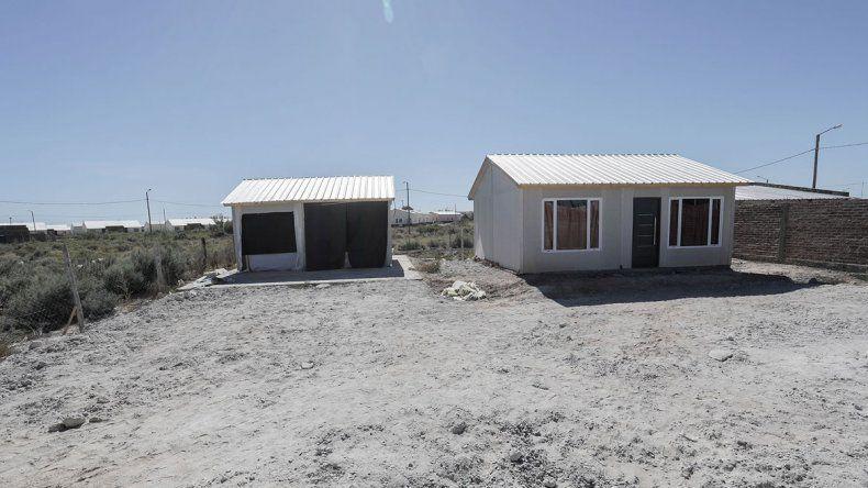 La casa está ubicada en el Distrito Vecinal Noreste