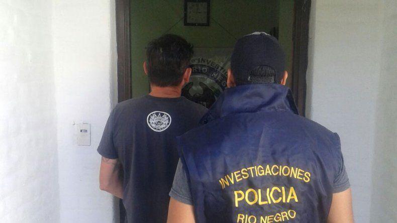 El prófugo de la Justicia fue atrapado por la Brigada de Investigaciones.
