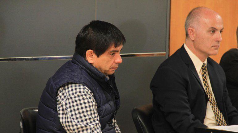 Rubén López seguirá libre porque la pena es de prisión en suspenso.