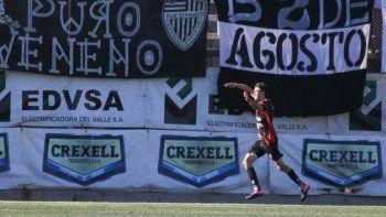 Altolaguirre ya marcó en La Visera en la presente temporada.