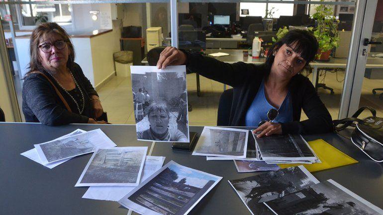 Denuncian la usurpación de una casa en el Barrio Obrero