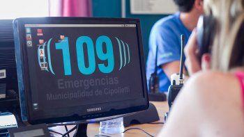 El clima en la central de emergencias 109 está cada vez más tenso y hay miedo entre los empleados.