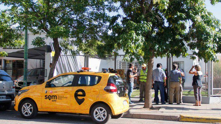 El estacionamiento medido se extenderá hasta la calle Libertad