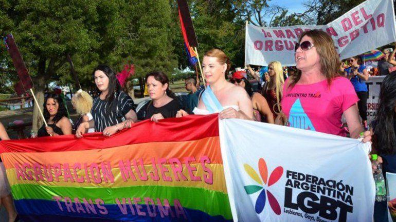 El proyecto del cupo trans en la administración pública rionegrina será un logro fruto de la lucha y constante movilización.