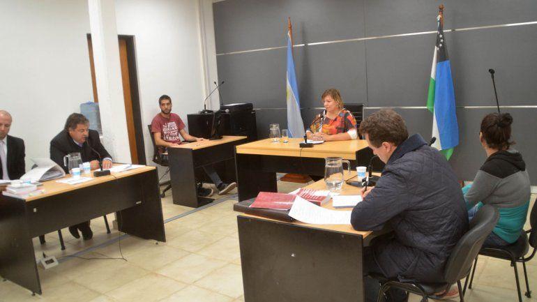 En la audiencia de formulación de cargos