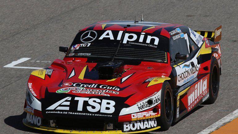 La remó pero no alcanzó: Urcera terminó 19° en el autódromo de San Luis