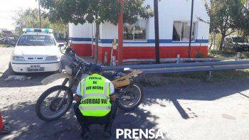Motos: las roban en Cipolletti y las venden en el Valle
