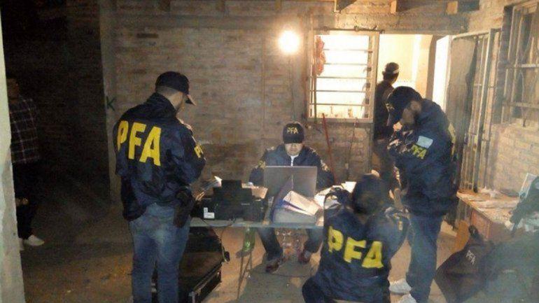 Desarticulan un kiosco narco del Piedrabuena y atrapan al dueño