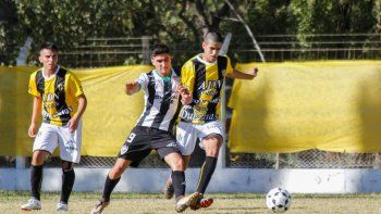 Del Prete volvió a la Liga, fue capitán y marcó dos goles para Cipo.