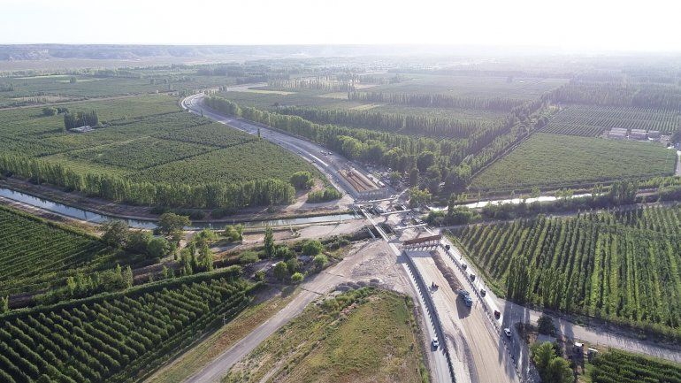 Habrá desvíos sobre la Ruta 22 por trabajos de Vialidad Nacional