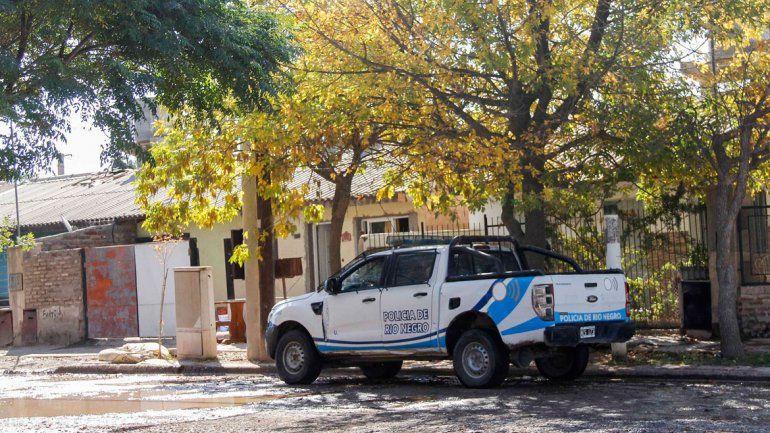 El violento episodio ocurrió en la esquina de Pastor Bowdler y Villa Regina.