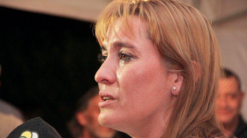 Matzen, furiosa porque la Legislatura de Salta no le dio lugar al aborto no punible