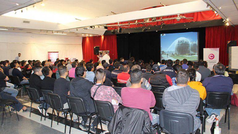 Protección Ciudadana replicará los cursos que se realizaron en 2017.