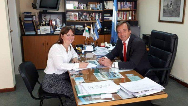 La alianza entre Soria y Odarda está cada vez más cerca