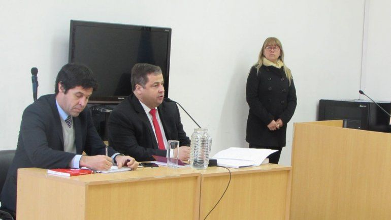 El fiscal cipoleño Martín Pezzetta está a cargo de la acusación.