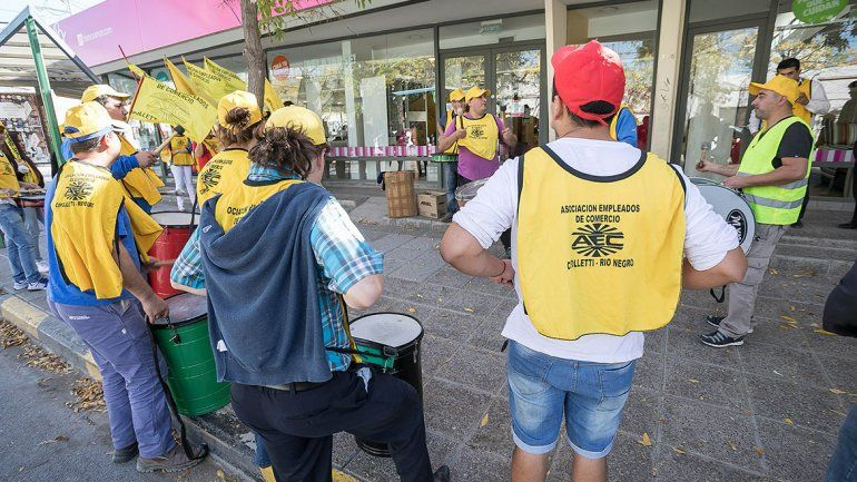 Los comerciantes se unen por el escrache de la AEC