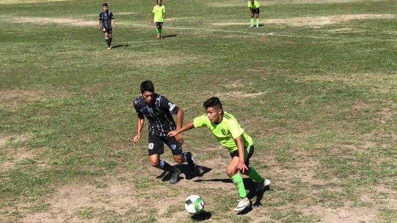 Los jugadores de San Sebastián protagonizaron el domingo un confuso y violento enfrentamiento en Catriel