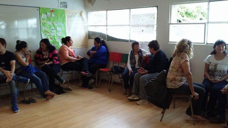 La ONG acompaña a pacientes con enfermedades progresivas.
