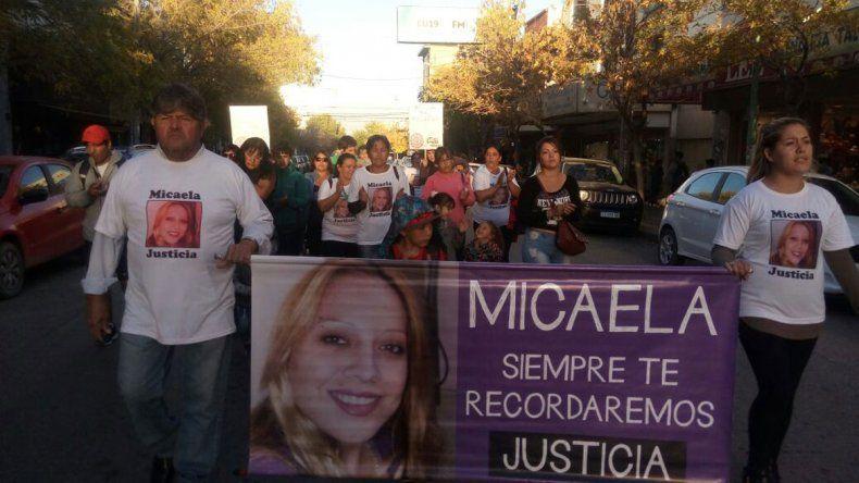 Recordaron a Micaela Schwartz a tres años de su muerte