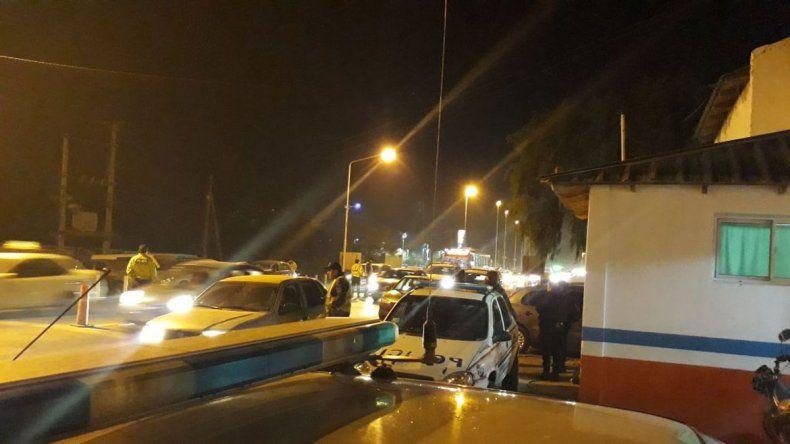 Realizaron un amplio operativo de tránsito desde Cipo hasta Catriel