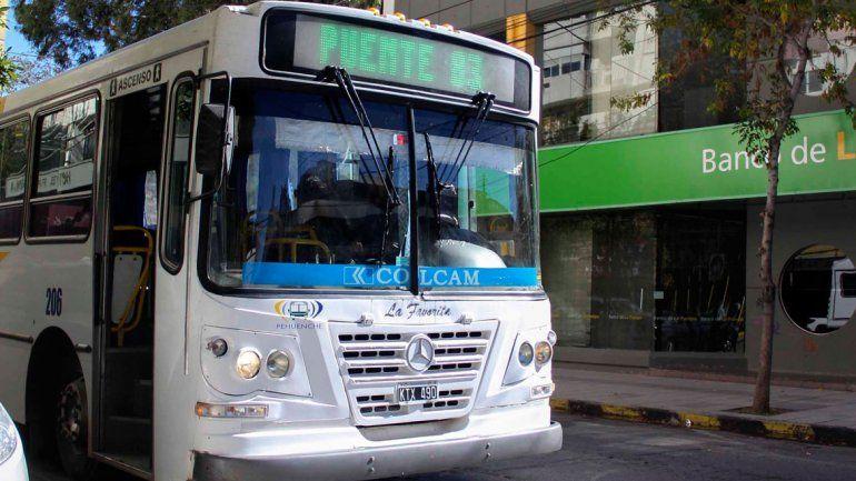 La línea 2 del transporte urbano cambia su recorrido