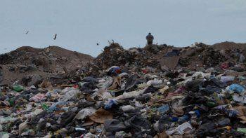 Parte de la basura cipoleña irá a parar a Neuquén para aliviar el basural local.