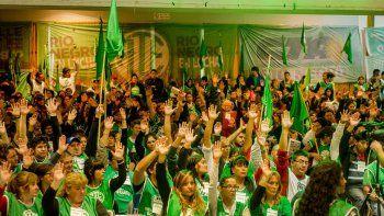 Este año la sede del congreso anual de ATE será el Círculo Italiano.