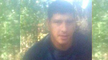 buscan intensamente a un joven que desaparecio ayer