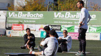 Tras el fin de semana libre, los jugadores de Cipo vuelven a entrenarse en La Visera para estar listos si se juega con Arsenal.