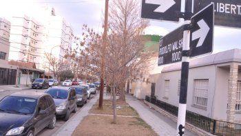 El robo del Fiat Duna había ocurrido en el barrio San Pablo.