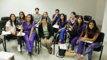 Jóvenes estudiantes de Medicina viajarán a la Línea Sur de Río Negro.