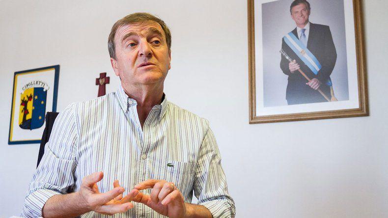 Tortoriello: Mi decisión es ir por la provincia en 2019