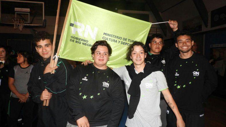 Río Negro se coronó campeón de los Paraepade