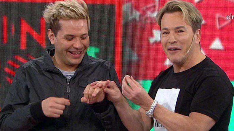 Guido Süller y Tomasito confirmaron que se casarán