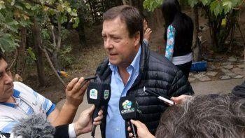 Weretilneck no apurará la nueva coparticipación
