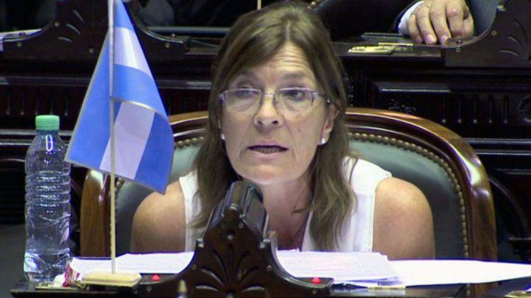 La diputada Silvia Horne estará presente en el debate por las tarifas.