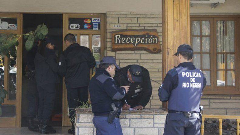 El procedimiento de detención de las viudas negras y secuestro de droga se llevó a cabo en pleno centro cipoleño.